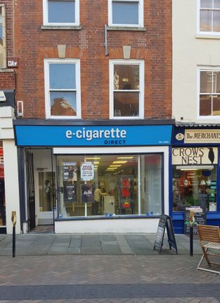 Retail premises to let in Westgate Street, Gloucester