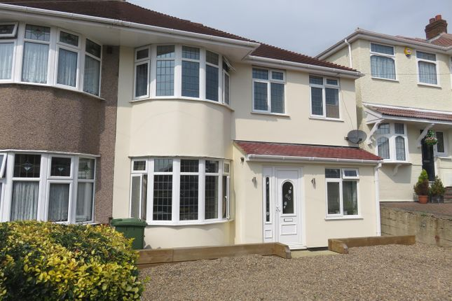 Thumbnail Semi-detached house for sale in Gloucester Avenue, Welling, Kent