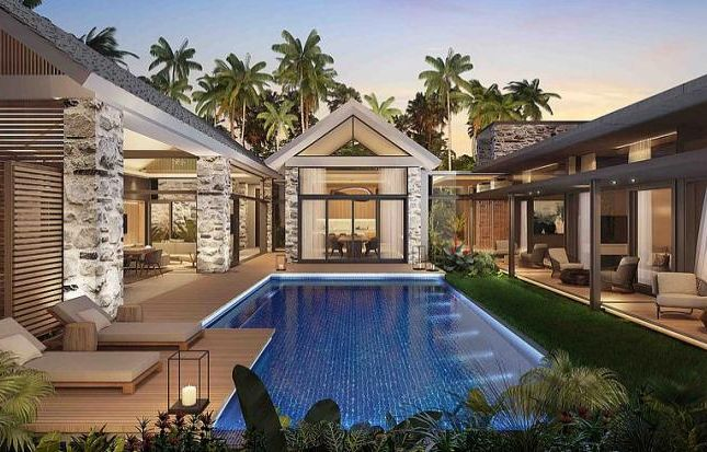 Thumbnail Property for sale in House - Villa - Iml 344, Grand Baie, Riviere Du Rempart, Mauritius