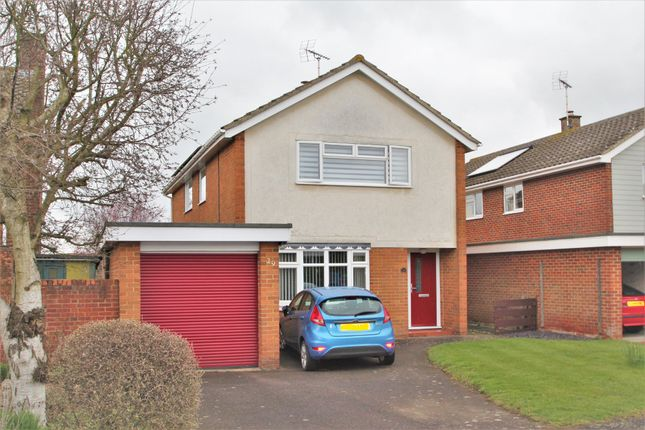 Thumbnail Detached house for sale in Holt Drive, Wickham Bishops, Witham