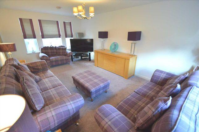 Lounge of Mandrel Drive, Coatbridge ML5