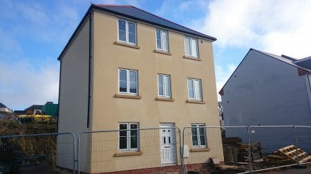 Thumbnail Detached house for sale in Morton Way, Boxfield Road, Axminster