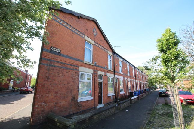 Thumbnail 1 bed flat for sale in Gee Street, Stockport, Cheshire
