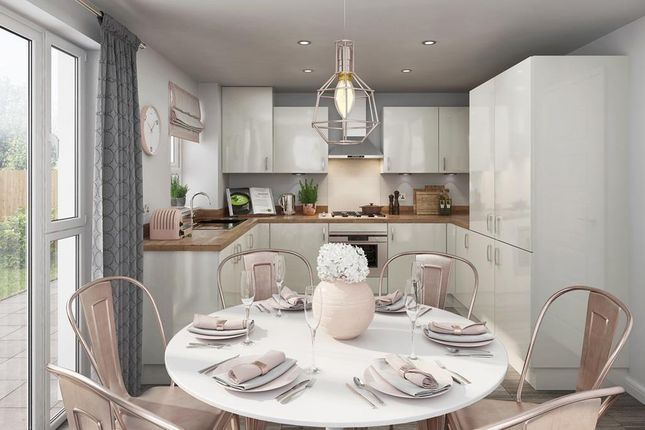 """Thumbnail End terrace house for sale in """"Ennerdale"""" at Westover, Nunney, Frome"""