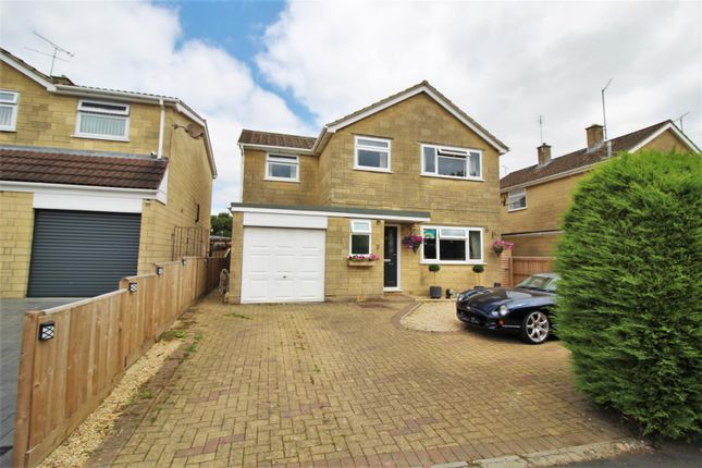 Thumbnail Detached house for sale in York Close, Chippenham