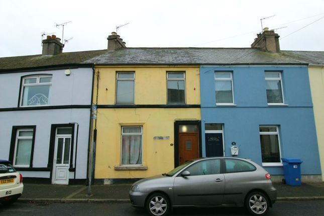 Thumbnail Terraced house to rent in Church Street, Bangor