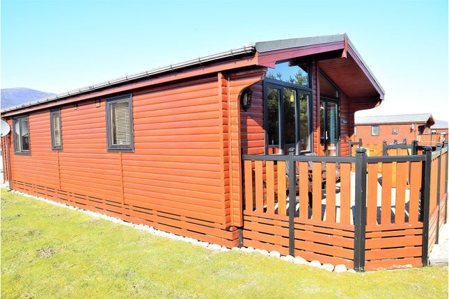 Thumbnail Property for sale in Dalraddy Holiday Park, Aviemore