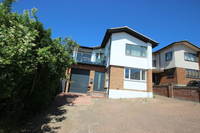 Thumbnail Detached house for sale in Hill Road, Benfleet