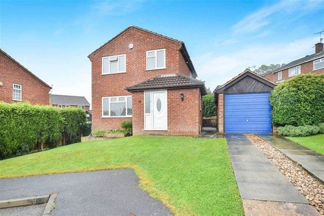 Thumbnail Detached house to rent in Laburnum Close, South Normanton, Alfreton