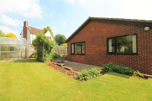 Thumbnail Detached bungalow for sale in Berkeley Close, Ross-On-Wye