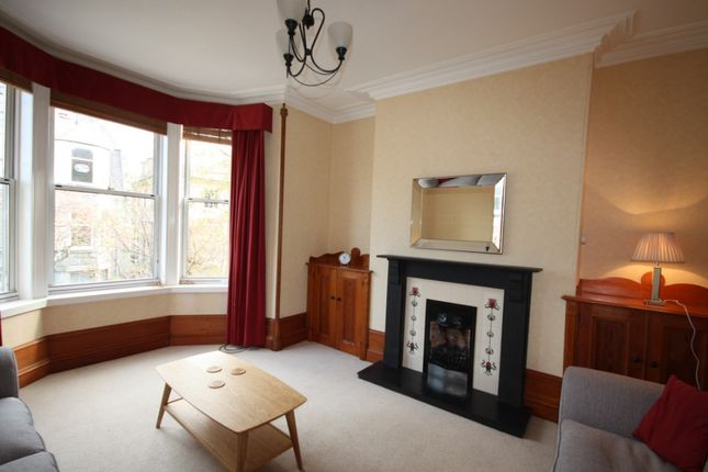 Thumbnail Flat to rent in Great Western Place, Aberdeen
