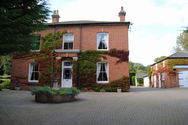 Thumbnail Detached house for sale in Top Road, Worlaby, North Lincolnshire