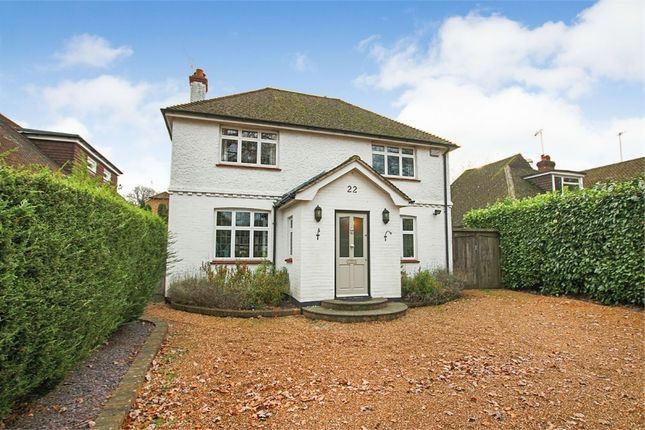 Thumbnail Detached house for sale in Sackville Lane, East Grinstead, West Sussex