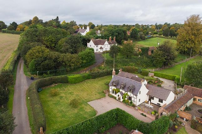 Thumbnail Cottage for sale in Northampton Lane, Ombersley, Droitwich, Worcestershire