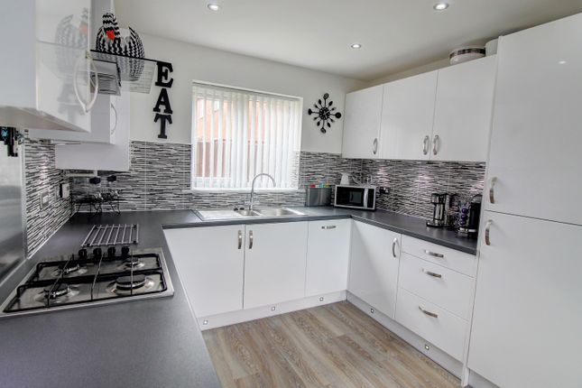 Kitchen of Shropshire Close, Walsall WS2