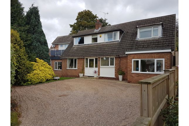 Thumbnail Detached house for sale in Milton Road, Repton