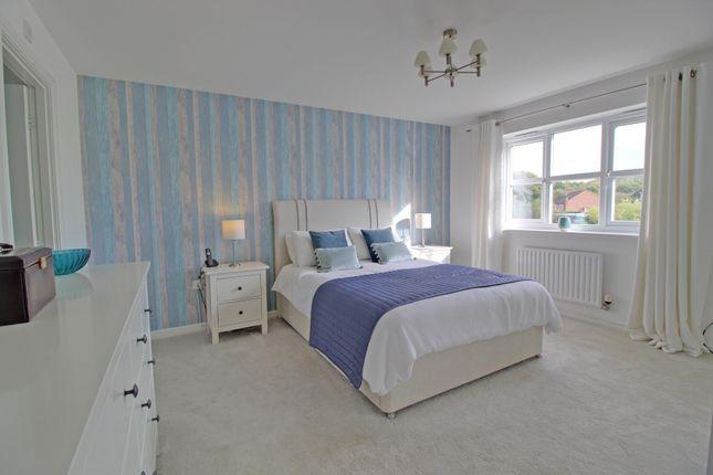 Master Bedroom of Laburnum Court, Barlow, Selby YO8