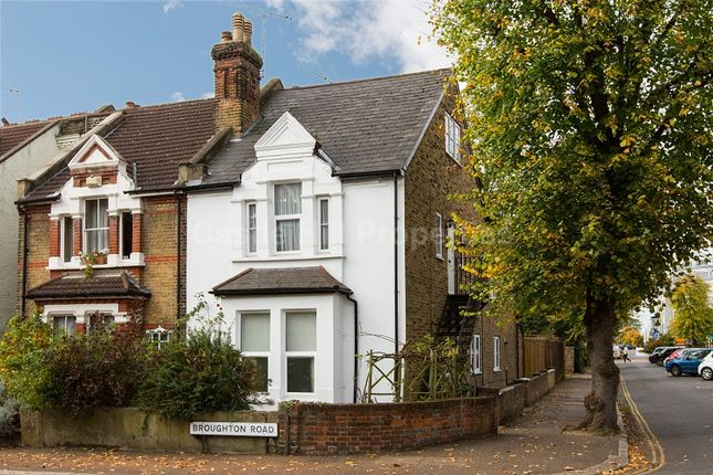 2 bed flat for sale in Broughton Road, West Ealing, Greater London.