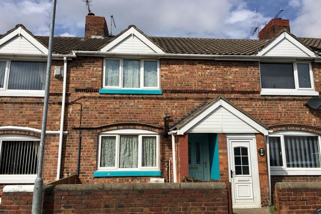 Thumbnail Terraced house to rent in Scarsdale Street, Dinnington, Sheffield