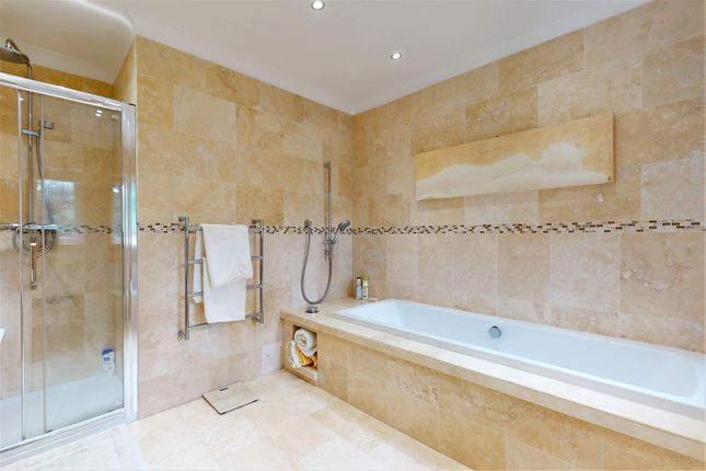 Ensuite of De Mauley Road, Canford Cliffs, Poole BH13