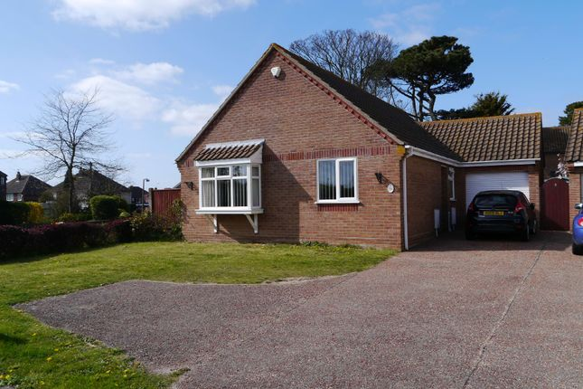Thumbnail Detached bungalow to rent in Manor Gardens, Hopton, Great Yarmouth