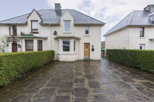 Thumbnail Semi-detached house for sale in Columba Road, Morar