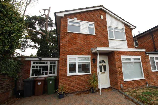 Thumbnail Property to rent in Howard Close, Bushey Heath