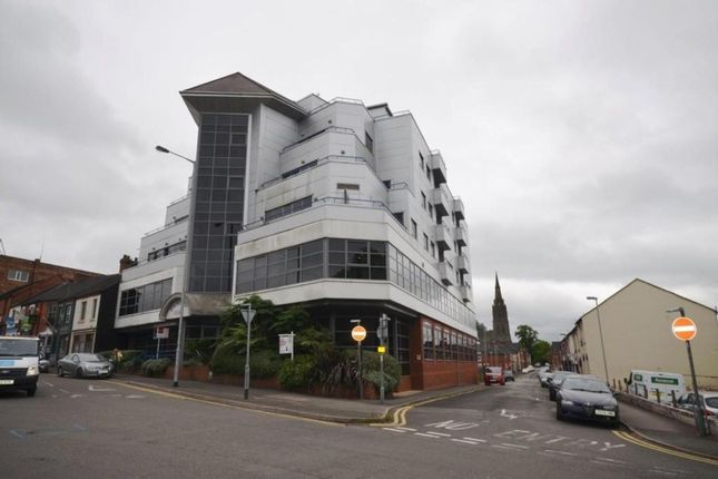 Thumbnail Flat for sale in Brunswick Court, Newcastle-Under-Lyme