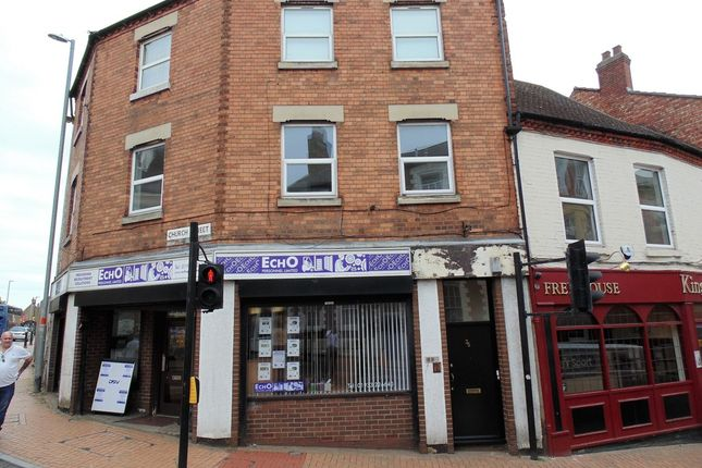 Thumbnail Flat for sale in Church Street, Wellingborough