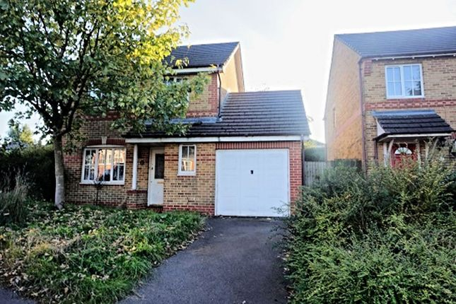 Thumbnail Detached house for sale in Cae Ffynnon, Hengoed