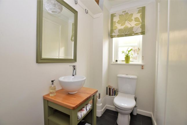 Downstairs Wc of Higher Town Court, Rensey Lane, Lapford, Crediton EX17