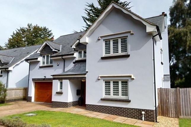 Front Elevation of Clyst Hayes Gardens, Budleigh Salterton, Devon EX9