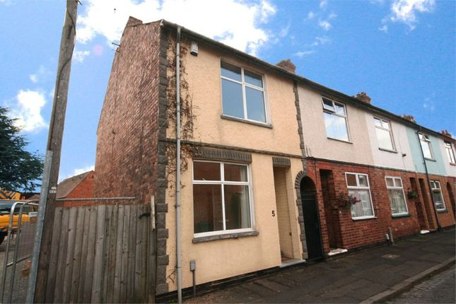 Thumbnail End terrace house to rent in Alfred Street, Town Centre, Rugby, Warwickshire