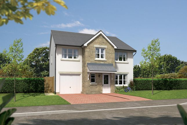 "Thumbnail Detached house for sale in ""Heddon"" at Main Street, Symington, Kilmarnock"