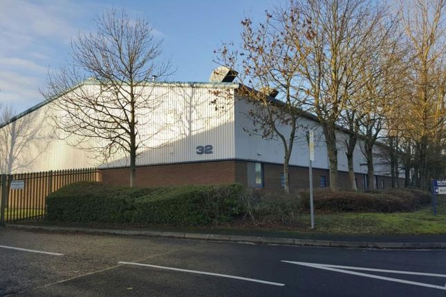 Thumbnail Industrial to let in Number One Industrial Estate, Consett
