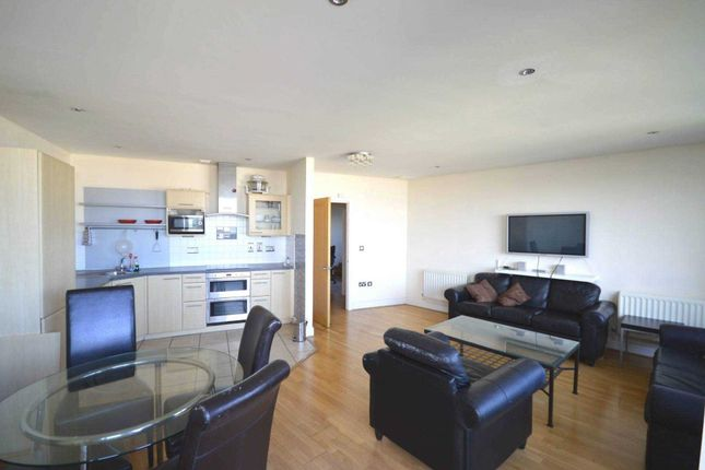 Thumbnail Flat to rent in Wards Wharf Approach, London