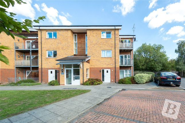 Thumbnail Flat for sale in Florence Court, Florence Way, Langdon Hills, Essex