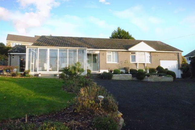 Thumbnail Detached bungalow for sale in Deer Park Close, Tavistock