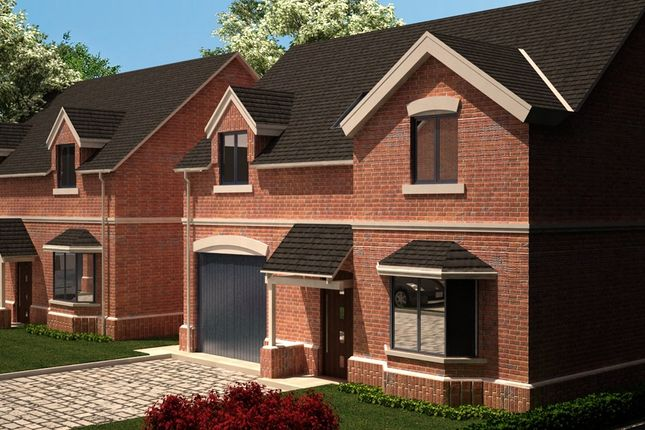 Thumbnail Detached house for sale in Stanton Road, Burton-On-Trent