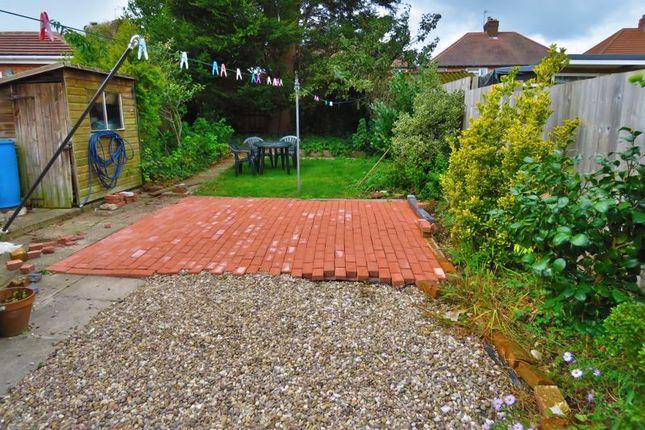 Rear Garden of Studland Road, Hall Green, Birmingham B28