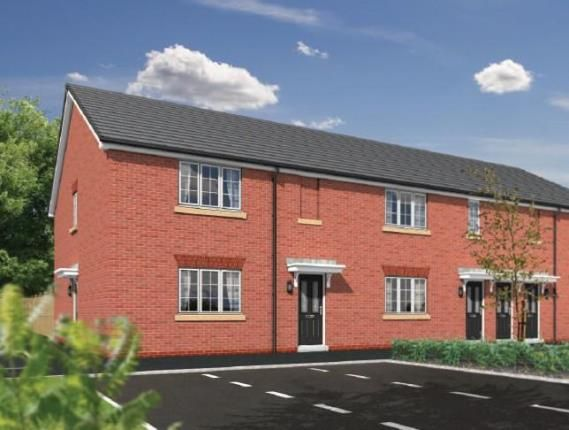 Thumbnail Flat for sale in The Oakmere, Heathfields, Off Stone Cross Lane North, Lowton, Warrington