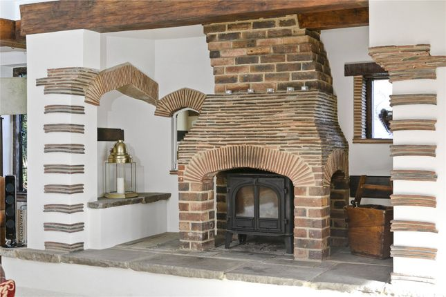 Fireplace of The Warren, Kingswood, Tadworth, Surrey KT20