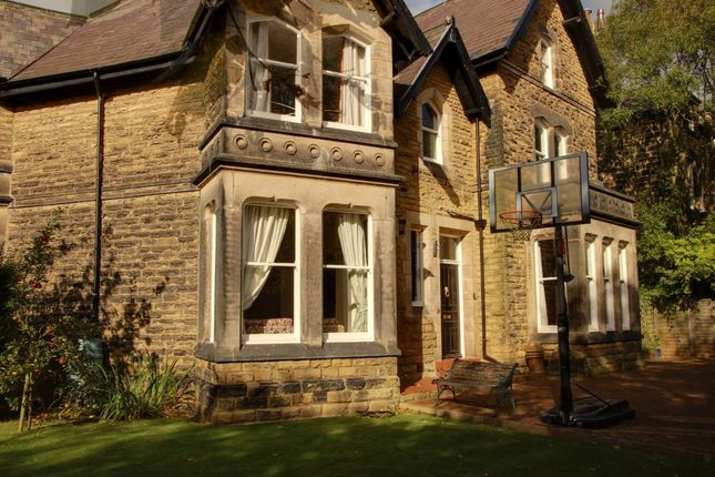 Thumbnail Semi-detached house to rent in Franklin Road, Harrogate
