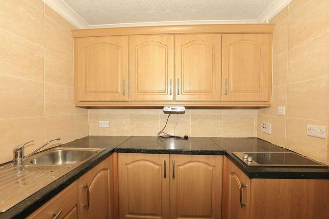 Kitchen of Homeforth House, Newcastle Upon Tyne NE3