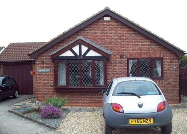 Thumbnail Bungalow for sale in Shaw Drive, Scartho, Grimsby