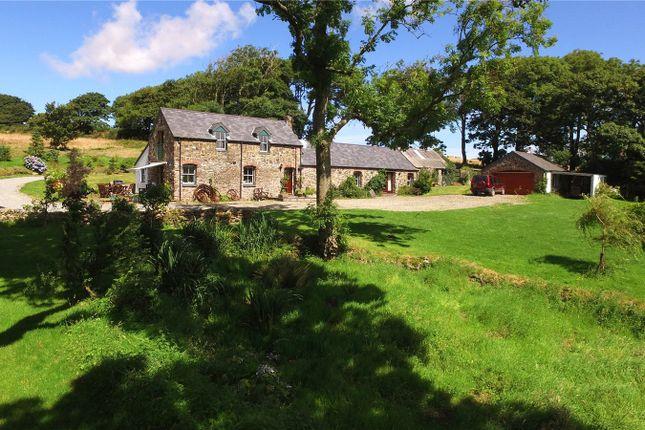 Thumbnail Detached house for sale in Little Asheston, Pen Y Cwm, Haverfordwest, Pembrokeshire