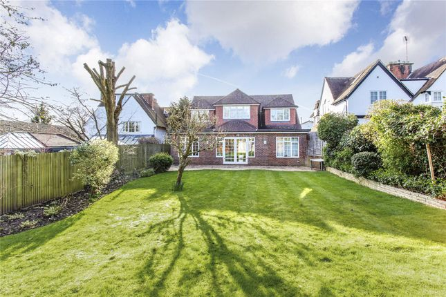 Thumbnail Detached house for sale in Green Lane, Stanmore