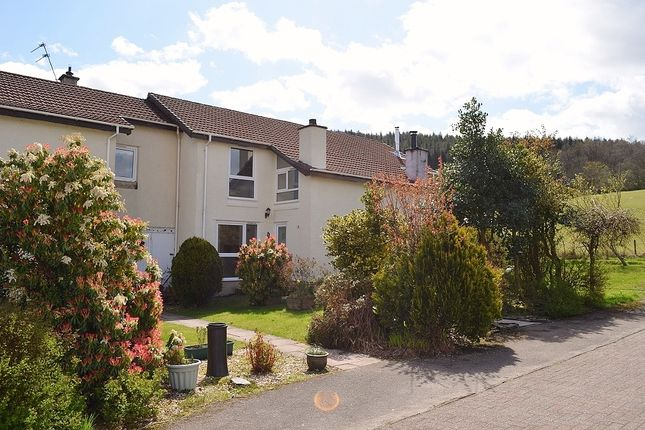 Thumbnail Terraced house for sale in Sandhaven, Sandbank, Argyll And Bute