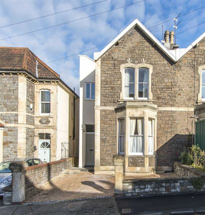 Thumbnail Semi-detached house for sale in Sommerville Road, St Andrews, Bristol