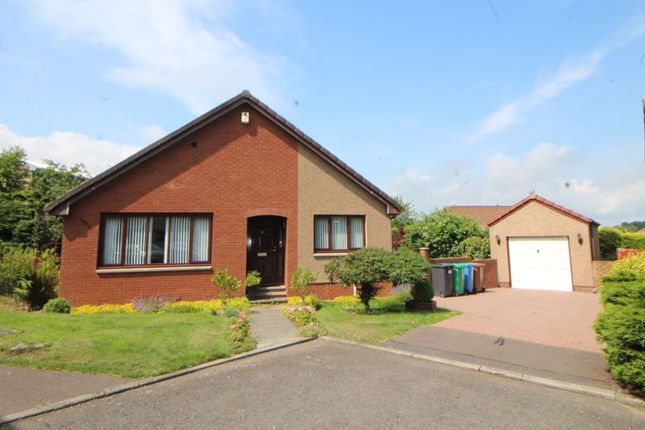 Thumbnail Detached bungalow for sale in Dunnottar Place, Kirkcaldy